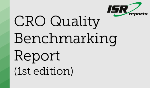 Preview image for CRO Quality Benchmarking Report (1st edition)