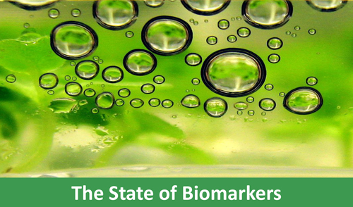 Report cover for The State of Biomarkers in Product Development