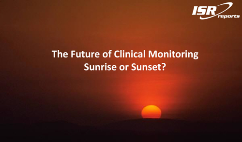 Report cover for The Future of Clinical Monitoring