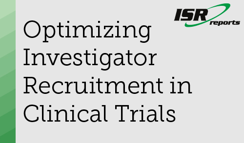 Preview image for Optimizing Investigator Recruitment in Clinical Trials
