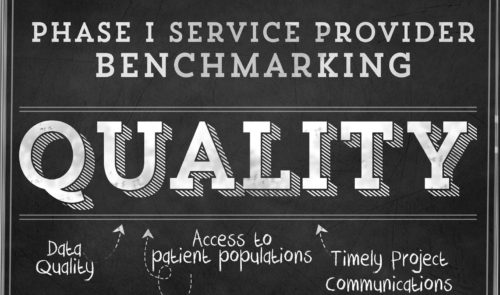 Preview image for CRO Quality Benchmarking – Phase I Service Providers (5th edition)