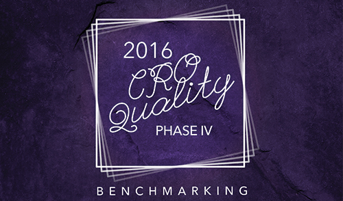 Preview image for CRO Quality Benchmarking – Phase IV Service Providers (8th edition)
