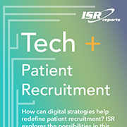 Thumbnail for Tech + Patient Recruitment infographic