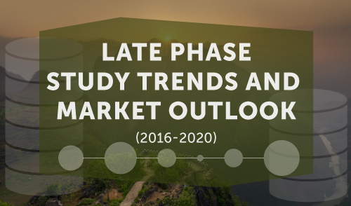 Thumbnail for Late Phase Study Trends and Market Outlook (2016-2020)