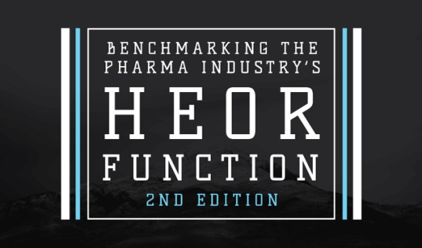 Benchmarking the Pharma Industry's HEOR Function