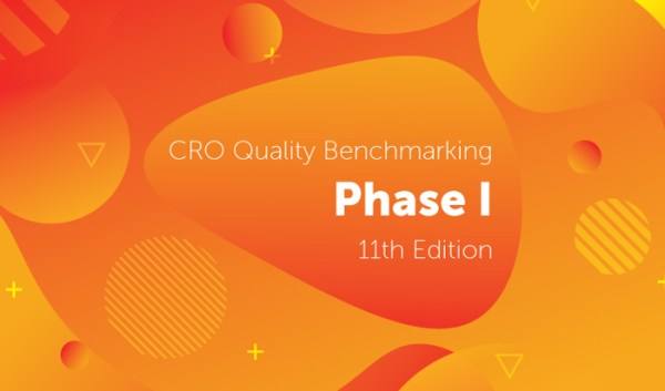 CRO Quality Benchmarking – Phase I Service Providers (11th Edition) preview image