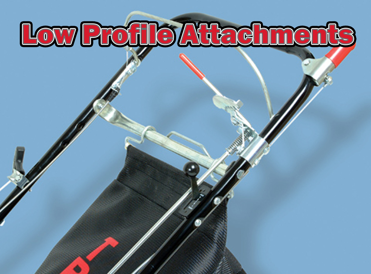 Low Profile Attachments  Lawn Mowers Parts and Service