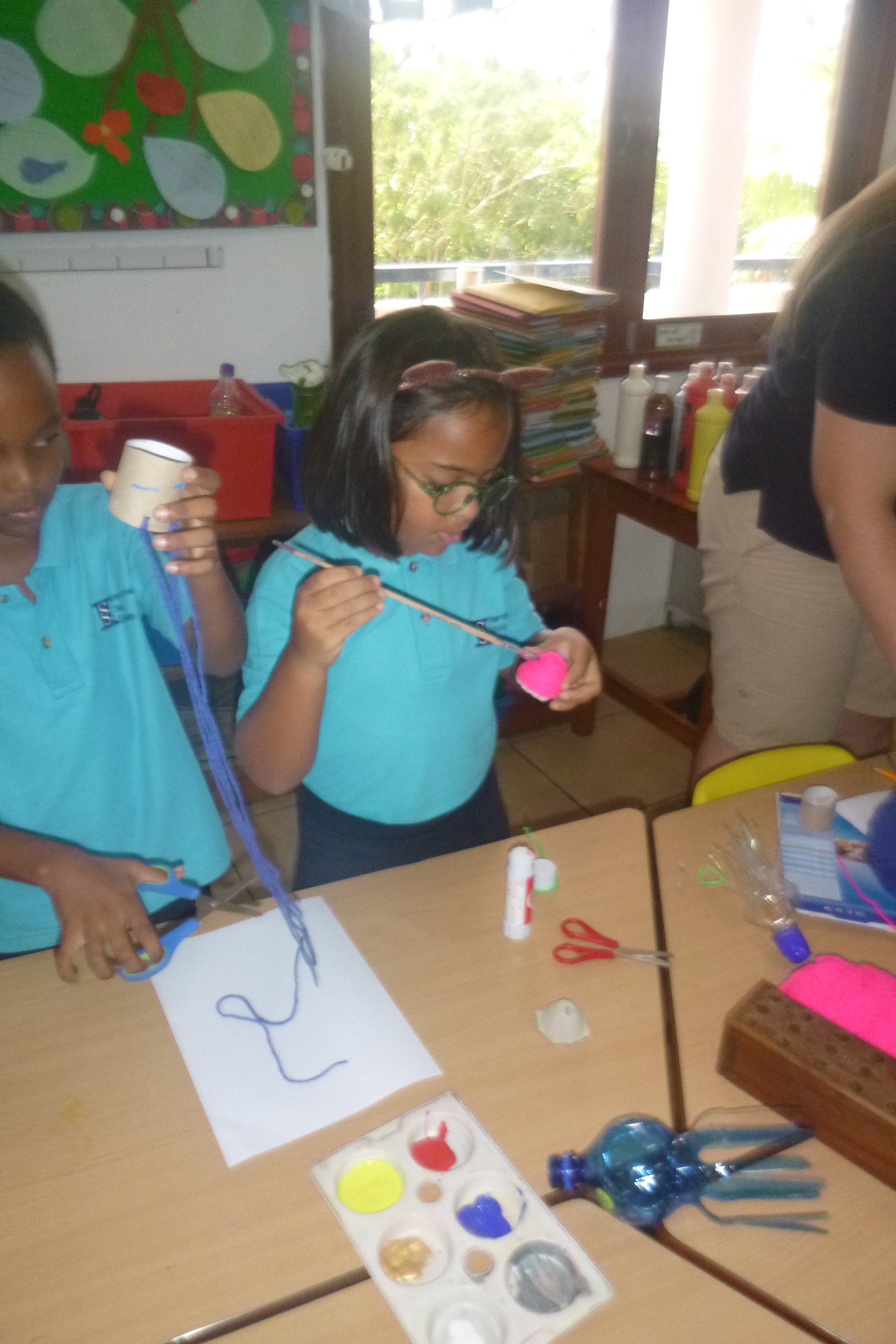hight resolution of  environmental trust fund ministry of education and human resource development came to iss to deliver a programme of interactive coral reef workshops