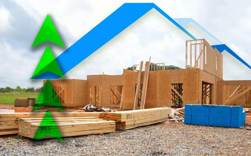Home-builder shares are bouncing back thanks to lower mortgage rates