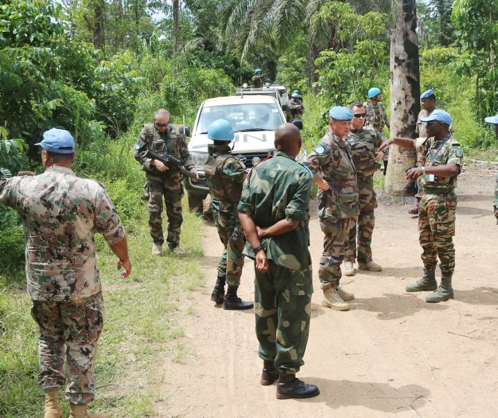 """Whose responsibility is it anyway""? Questioning the role of UN peacekeeping mission MONUSCO in stabilizing the eastern DRC by Delphin Ntanyoma"