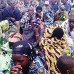 Displaced Banyamulenge in Congo