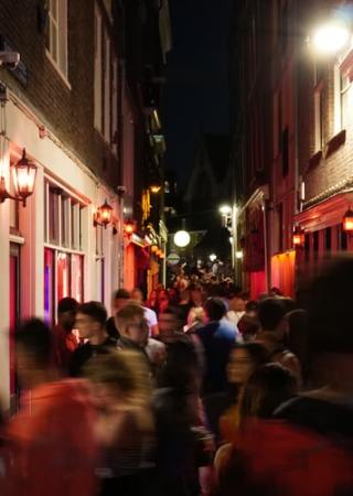 Human Trafficking   Overregulated, but unprotected? Human trafficking governance is not protecting sex workers in the Netherlands