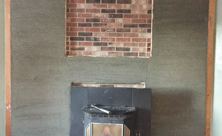 our brick fireplace makeover backgrounds covering a fireplace for with drywall computer hd