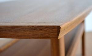 table 木口