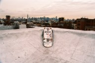 Untitled (Harry's board) - New York