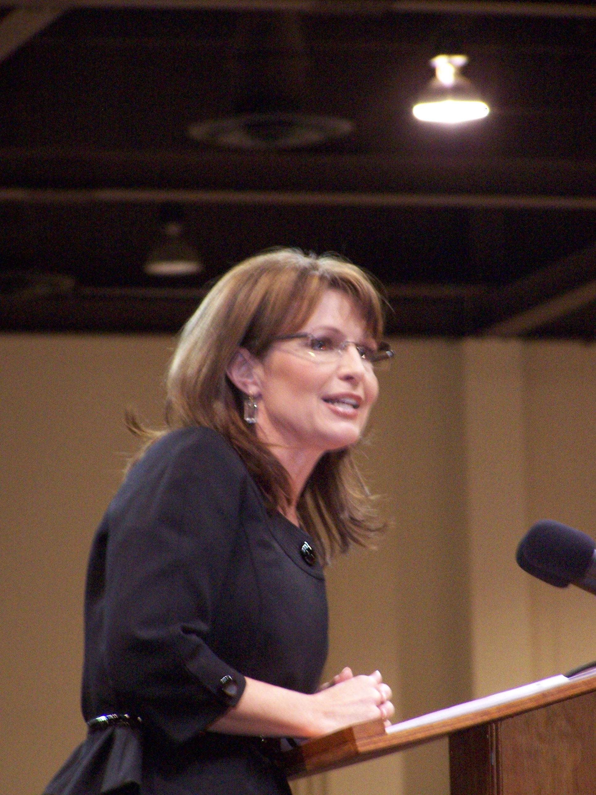 Governor Palin Speaks in Reno