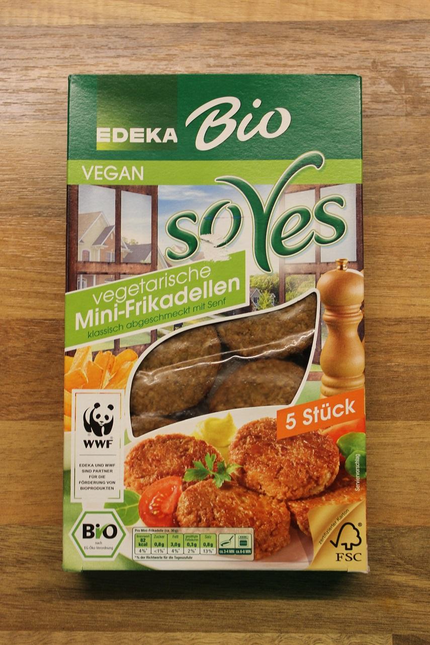 soYes vegetarische MiniFrikadellen von Edeka Bio  Iss vernnftig
