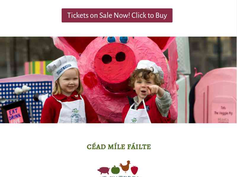 West Waterford Festival of Food