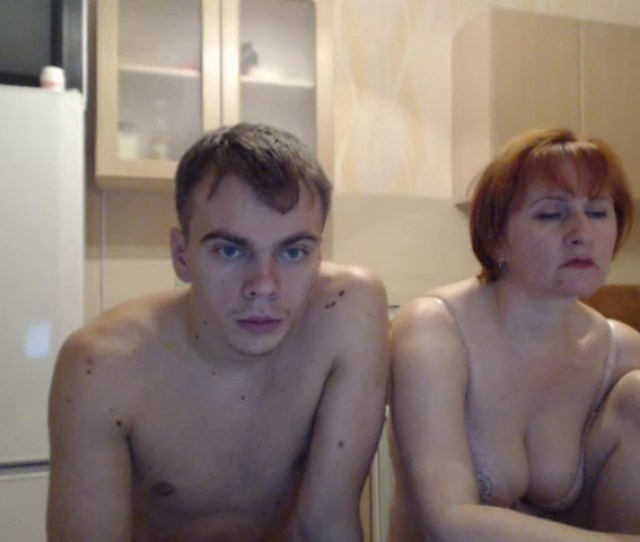 Real Mom Son Webcam 3 2