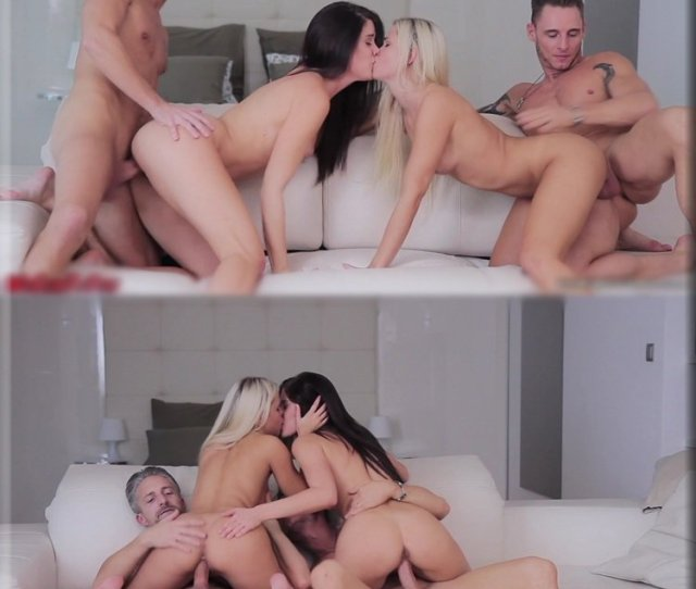 Little Caprice Gives Swinger Sex Party With Lola Marcello Becomes Cuckold Foursome Group Sex