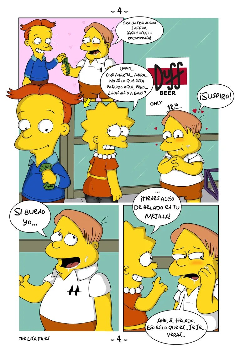 FREE Bart Simpson Lisa Sex QPORNX com gif the.