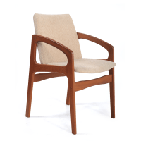 Danish teak dining chairs - iStage Homes
