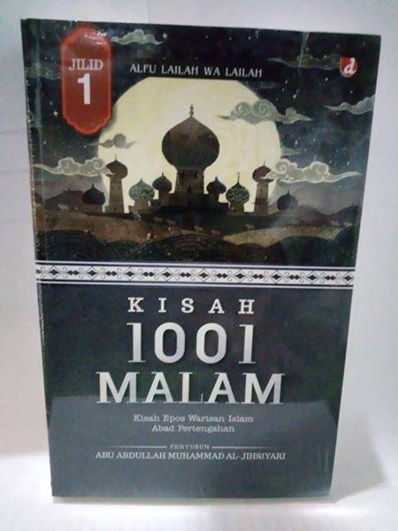 Contoh Kisah 1001 Malam Adalah : contoh, kisah, malam, adalah, Kisah, Malam, Istana, Agency
