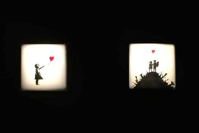 Street Art Istanbul Banksy
