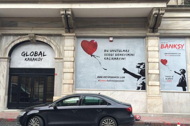 Banksy Global Karaköy