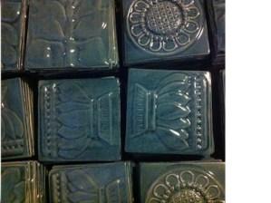 Keramikfliesen aus Istanbul