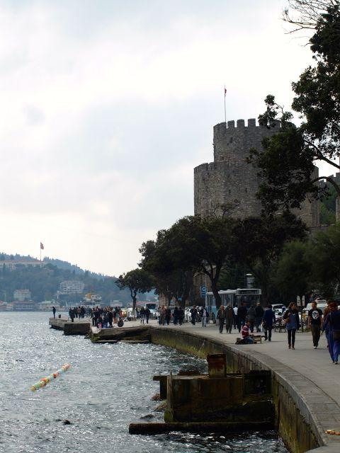 Bosporus und Rumeli Hisari