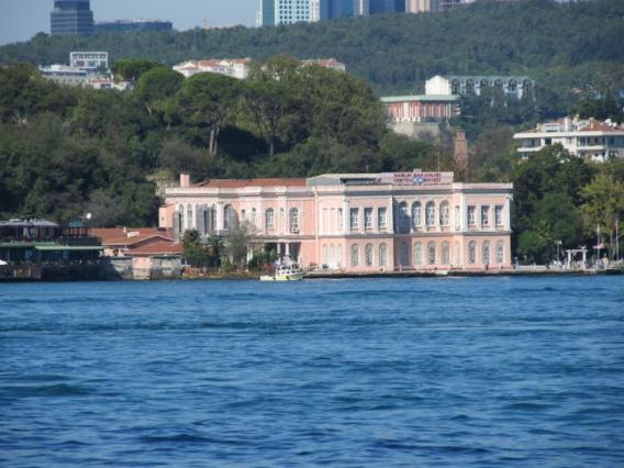 Sariyer District In Istanbul
