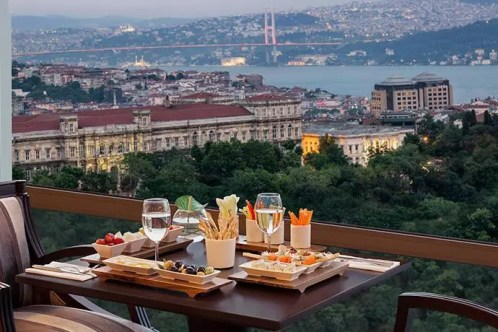 Best 5 Hotels in Istanbul: The Sultanahmet District