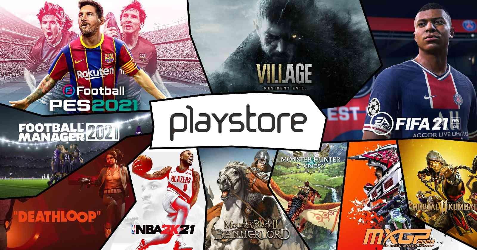 Playstore'da en çok oynanan indirilen belli oldu