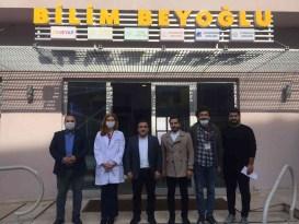 T3 Vakfı'ndan Bilim Beyoğlu'na ziyaret