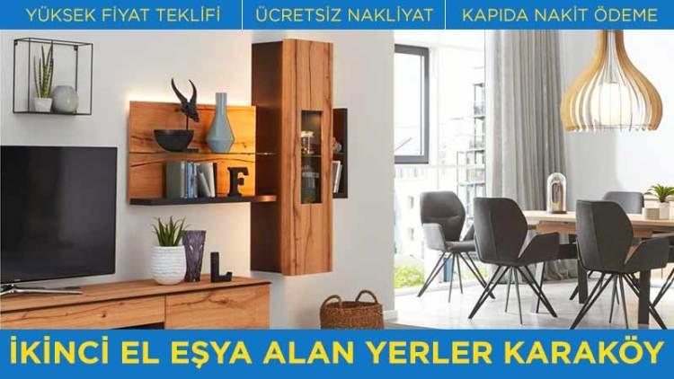 İkinci El Eşya Alan Yerler Karaköy Hizmeti Yüksek Fiyat Teklifleri - Ücretsiz Nakliyat - Kapıda Nakit Ödeme İkinci El Eşya Alanlar: 0532 165 45 47