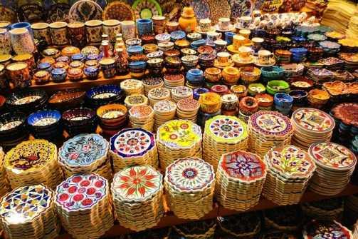 منتجات السوق المصري في اسطنبول