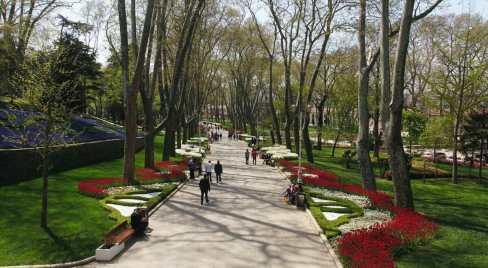 حديقة جولهان بارك في اسطنبول