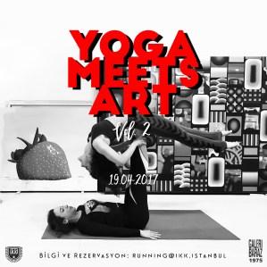 Yoga Meets Art ⎮ 19.04.2017