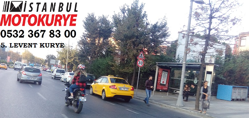 5.Levent Kurye, istanbulmotokurye.com