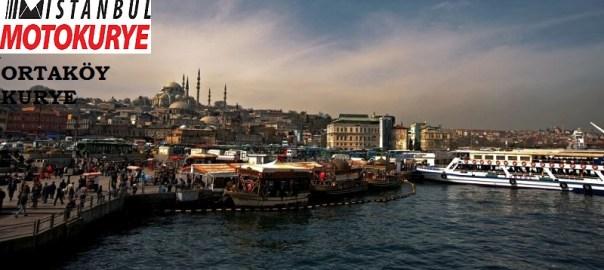 Ortaköy Kurye-İstanbul Moto Kurye