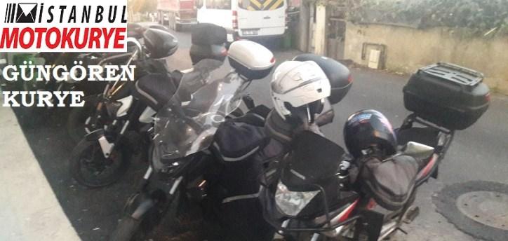 Güngören Kurye-İstanbul Moto Kurye