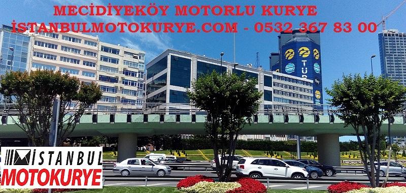 Mecidiyeköy Kurye, İstanbulmotokurye.com