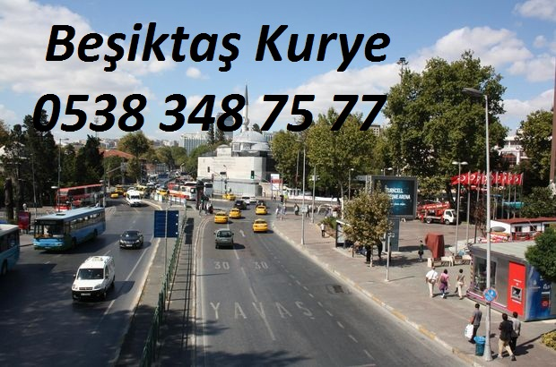 Beşiktaş Moto Kurye
