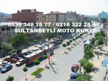 Sultanbeyli Moto Kurye