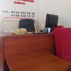 Motorkurye ofis