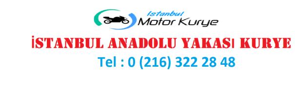 Anadolu Yakası Moto Kurye
