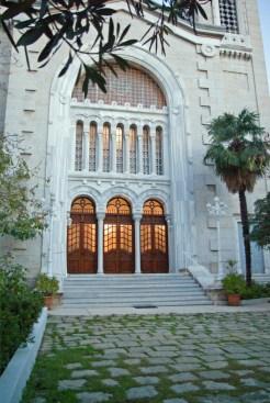 Kadikoy Aya Triada Church, Aya Triada Ortodoks Kilisesi, İstanbul, Pentax k10d