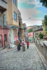 streets of Balat, Balat sokakları, Istanbul, pentax k10d