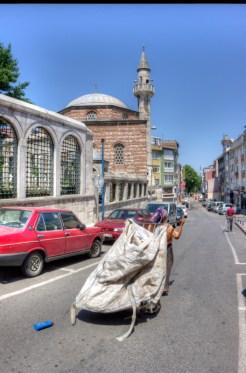 Üsküdar, Ahmediye Camii, Ahmediye Mosque, pentax kx, by ozgur ozkok